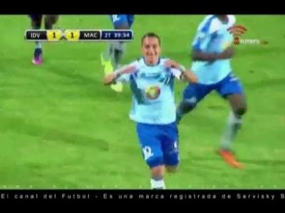 Atual vice da Libertadores leva golaço olímpico de trivela; assista