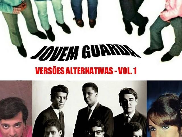 Jovem Guarda - Versões alternativas - Volume 1