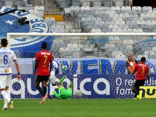 Apagado, o Sport perde do Cruzeiro no Mineirão e sai do G6 após seis rodadas