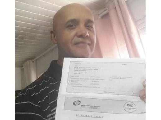 Após reportagem do Diário, morador de Porto Alegre consegue a aposentadoria