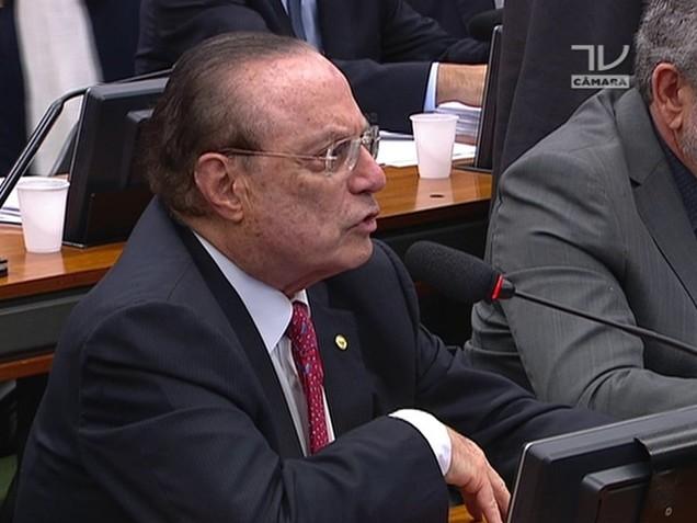 Maluf diz que Temer é Vítima de terrorismo