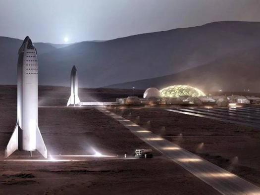 SpaceX busca US$ 250 milhões para financiar seus três grandes projetos de 2020