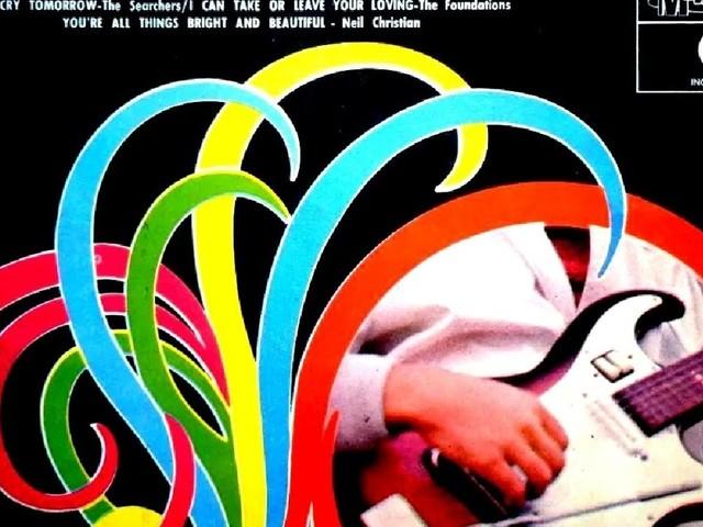 Vários intérpretes - As 12 Jovens (LP 1968)