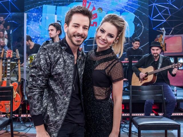 Altas Horas é o programa mais comentado na web brasileira com Especial Sandy & Junior