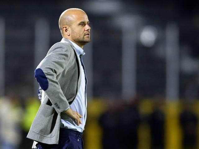 Técnico diz que Del Valle foi superior ao Flamengo e já projeta jogo de volta
