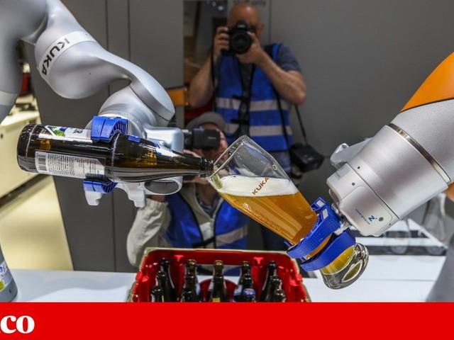 Software para robôs colaborativos criado em Coimbra utilizado em todo o mundo