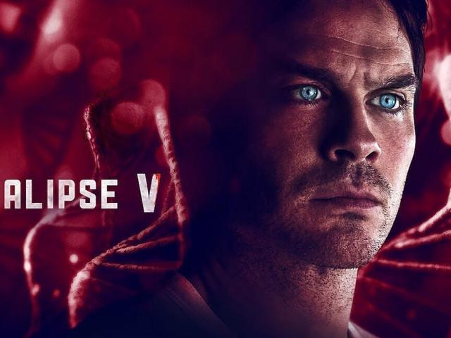 """A gente ligou pro Ian Somerhalder, de Vampire Diaries, pra falar sobre sua nova série na Netflix, """"Apocalipse V"""""""