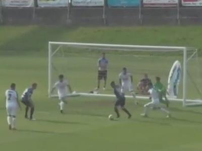 Goleada do Atalanta na pré-temporada teve até gol de letra