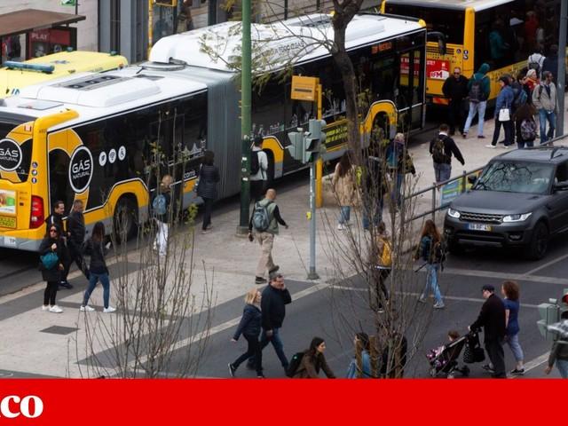 Trabalhadores e utentes dos transportes públicos protestam em Lisboa