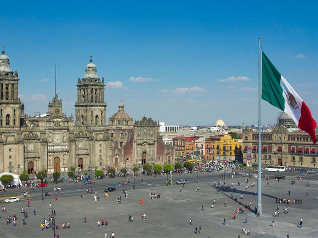 Passagem aérea para Cidade do México a partir de R$ 1418