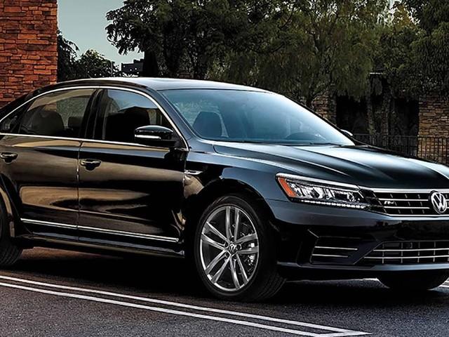 Volkswagen Passat 2019 perde motor V6 3.6L nos EUA