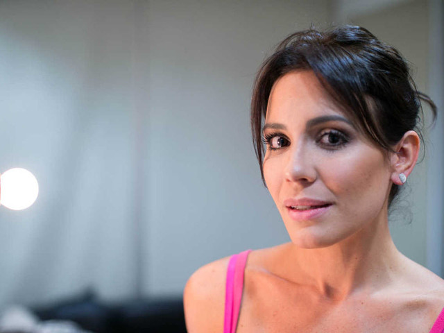 'Foi uma grande coincidência', diz Juliana Knust, que será mulher de Zeca Pagodinho em filme
