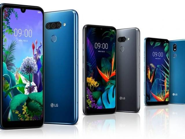 LG Q60 é um intermediário com câmera tripla e notch em forma de gota