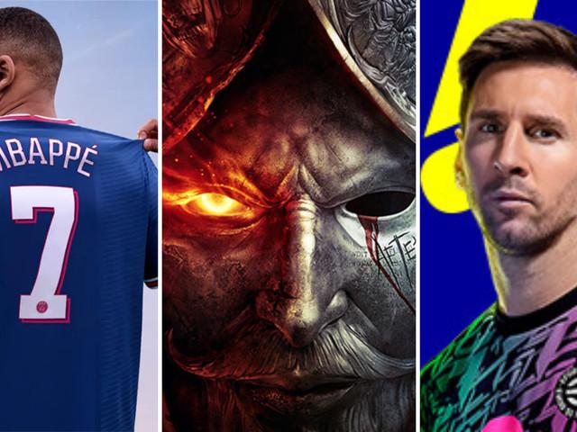 Os principais lançamentos de jogos da semana (27/09 a 03/10)