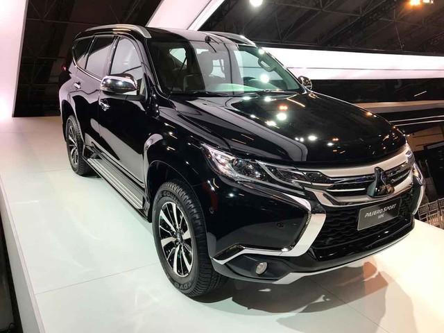Confira os itens de série da novo Mitsubishi Pajeto Sport HPE