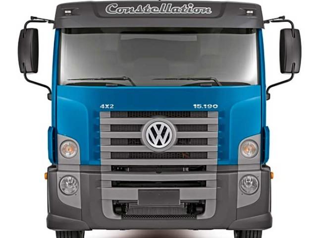 Nova geração do Volkswagen Constellation já está em desenvolvimento