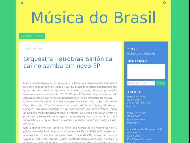 Orquestra Petrobras Sinfônica cai no samba em novo EP