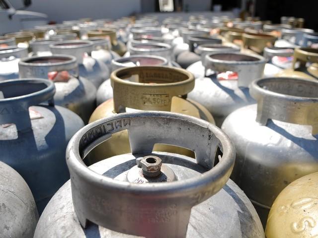 Aumento do gás de cozinha começa a valer em Manaus