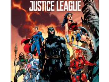 #DICA | SteelBook de Liga da Justiça com desconto na pré-venda E MAIS!
