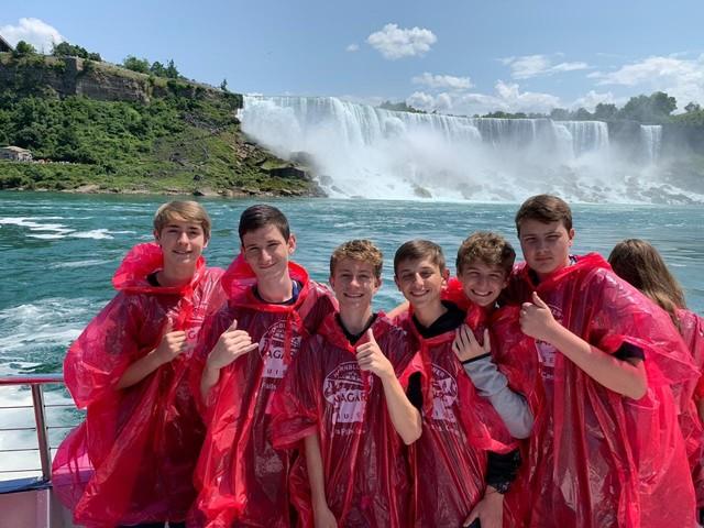 Helicopter Ride e Niagara Falls Boat Trip