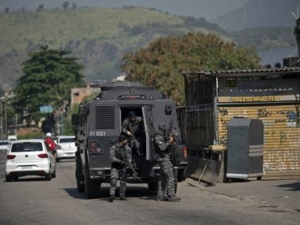 Sobe para 29 o número de mortos na favela do Jacarezinho no Rio de Janeiro