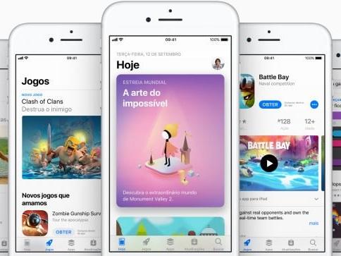 """Apple autoriza aplicativos """"internos"""" com conteúdo adulto e jogos de azar"""