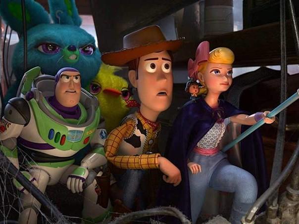 """""""Toy Story 4"""": ser brinquedo não é bolinho"""