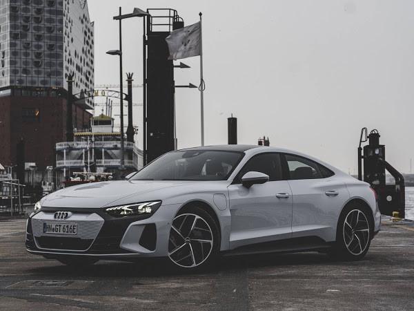 Audi e-Tron GT, que virá ao Brasil este ano, se sai bem em testes na Europa