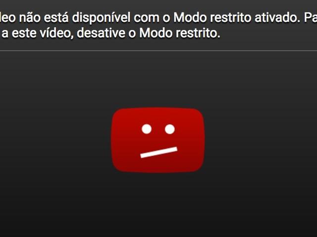 YouTube restringe acesso a vídeos de temática LGBTQ+