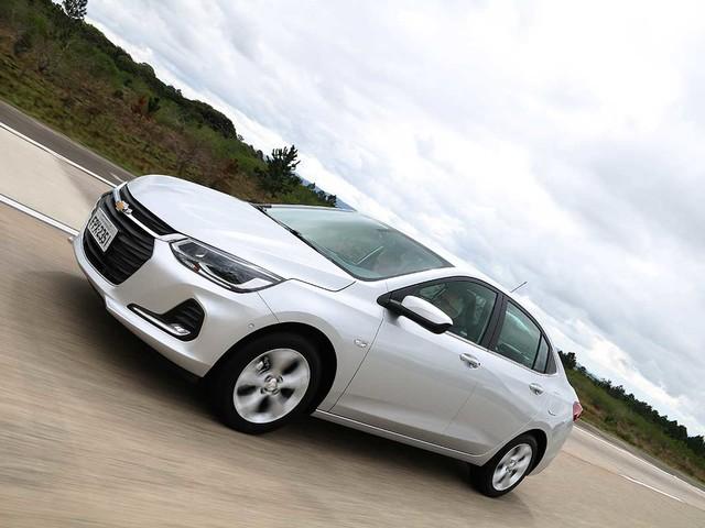 [Primeira volta] Novo Chevrolet Onix Plus joga pressão nos concorrentes