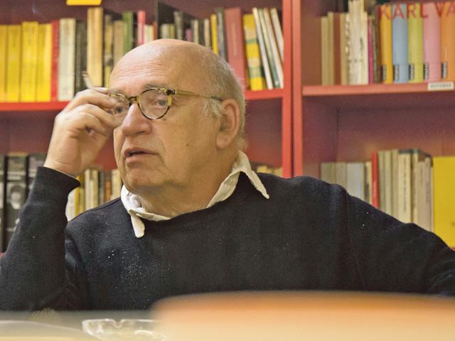 """Jorge Silva Melo: """"As pessoas têm medo de correr riscos"""""""