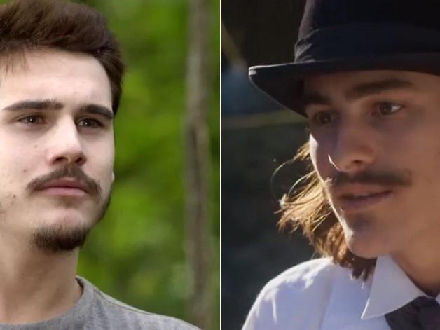 Nicolas Prattes e Bruno Montaleone estariam se estranhando nos bastidores de O Tempo Não Para