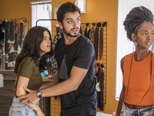 'Órfãos da terra': Marie se apaixona por Bruno e Laila fica enciumada