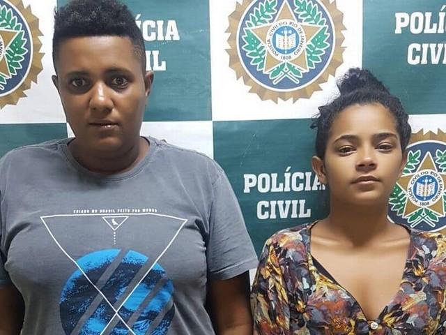 Mulheres são presas acusadas de torturar criança de apenas dois anos que teve rosto desfigurado