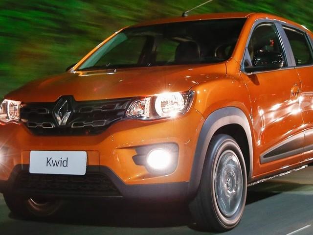 Renault chama o Kwid para recall pela 3ª vez em 6 meses