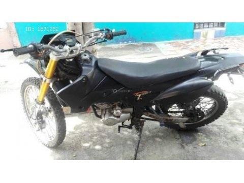 moto trueno 200 cc