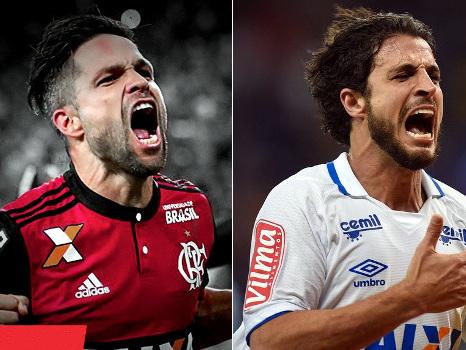 Flamengo e Cruzeiro decidem a Copa do Brasil 2017, com repeteco após 14 anos