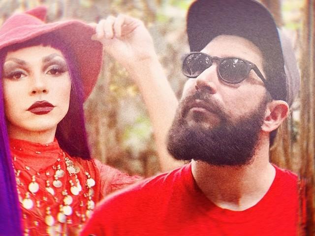 """Pediram um hit junino aí? Vem ouvir """"Ribuliço"""", música nova do Omulu com a drag Potyguara Bardo"""