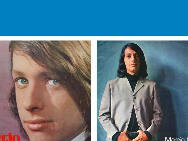 Márcio Greyck - Dois em um (LPs 1967/1968)
