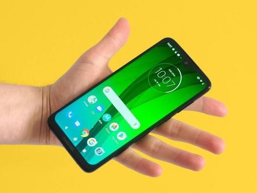 Novidade! Android 10 finalmente chega ao Moto G7 Plus