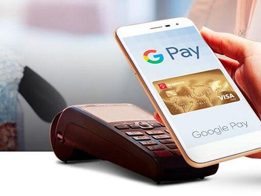 Google Pay ganha suporte a cartões do Bradesco