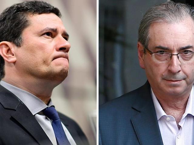 Qual o interesse de Sergio Moro em proteger Eduardo Cunha?