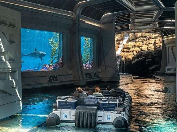 Jurassic World – a nova área da Universal Studios
