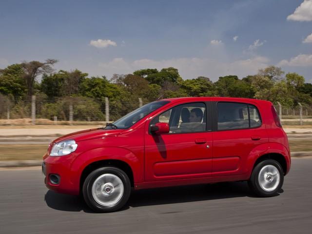 Recall: Fiat Uno, Palio e Grand Siena são chamados por falha em airbag