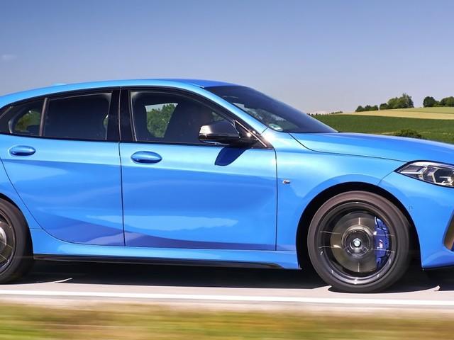 BMW M135i xDrive 2020 chega ao Brasil por R$ 270 mil