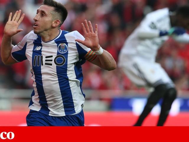 """Herrera: redenção, no FC Porto, com """"uma proposta que não pôde recusar"""""""