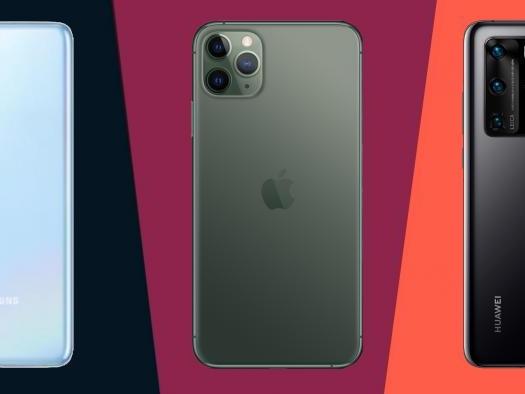 P40 Pro vs. Galaxy S20+ vs. iPhone 11 Pro: quais são as diferenças?