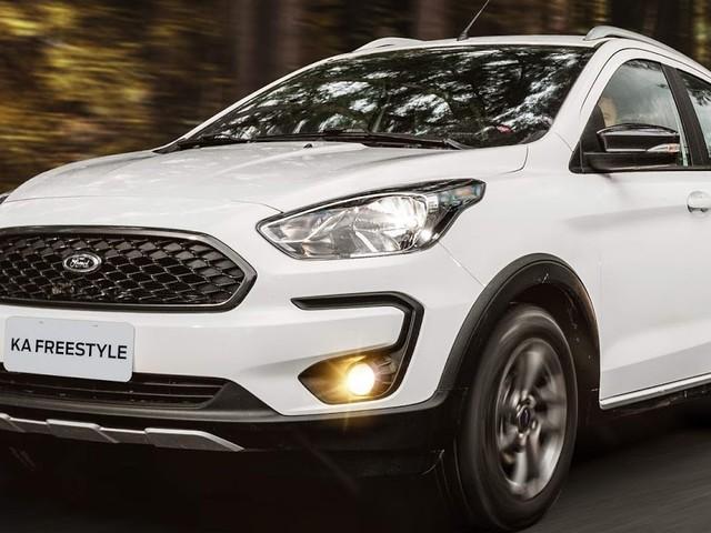 Mercado: Ford Ka ultrapassa Onix Plus e volta ao pódio