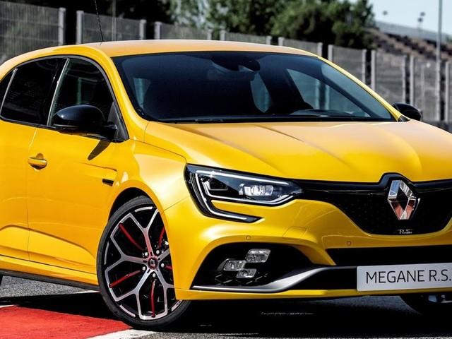 Renault Mégane R.S. Trophy 2018: fotos e detalhes oficiais