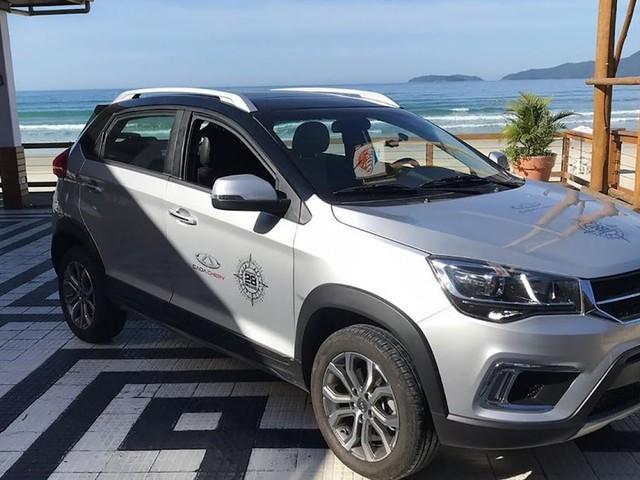 Caoa Chery Tiggo 2 apoia desafio 28 praias em Ubatuba
